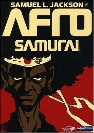Afro Samurai: Spike TV Version [Reino Unido] [DVD]: Amazon ...