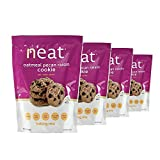 Neat Vegan - Oatmeal Pecan Raisin Cookie Mix (9.5 oz.) (Pack of 4) - Non-GMO, Gluten-Free, Soy Free, Baking Mix