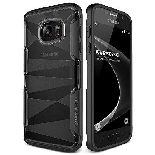 Verus Shine Guard TPU Case for Samsung Galaxy S7 (Black) - 1