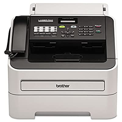 Brother FAX2840 intelliFAX-2840 Laser Fax Machine, Copy/Fax/Print