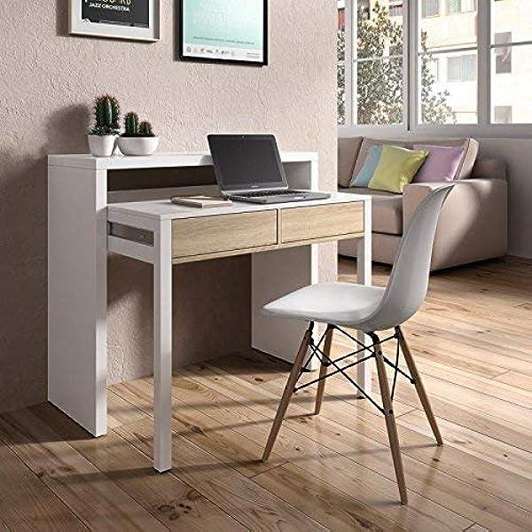 BIM Furniture Muse - Mesa de Escritorio Plegable: Amazon.es ...