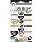 "Me and My BIG Ideas PPS-52 6-Sheets Create 365 The Happy Planner Neutral ""To Do"" Stickers"