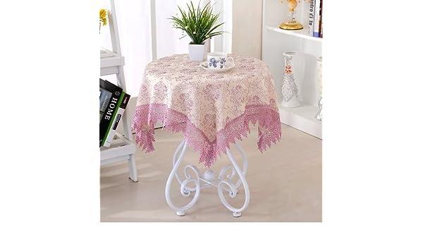 Macrame Ordenador escritorio mesa redonda té Mantel manteles rundete rectángulo la mesa redonda Bugaboo Bolsos cálido tamaños y colores a elegir Protectora ...
