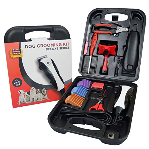 Brave-the-Beast-Dog-Grooming-Kit-Includes-Pet-Nail-Clippers-Grooming-Scissors-Combs-Nail-File-and-More-Get-the-Supplies-to-Groom-your-Pets-Today