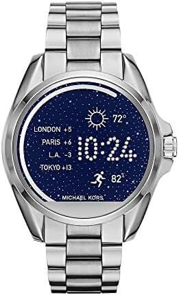 Michael Kors Access Touchscreen Stainless Steel Bradshaw Smartwatch MKT5012