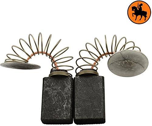 Balais de Charbon pour DEWALT DW65 scie 2.4x4.7x7.5 6,5x12,9x19mm