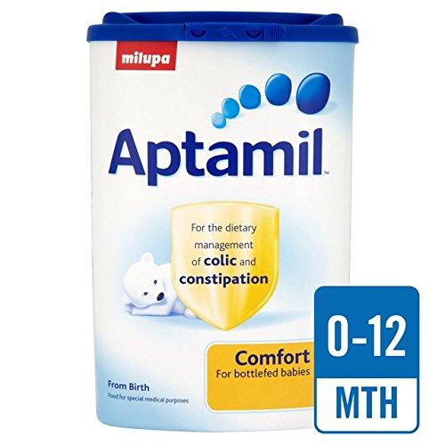 Milupa Aptamil Comfort Milk from Birth Formula 900g