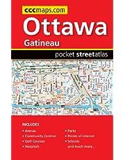 Ottawa Gatineau Hull Pocket Guide