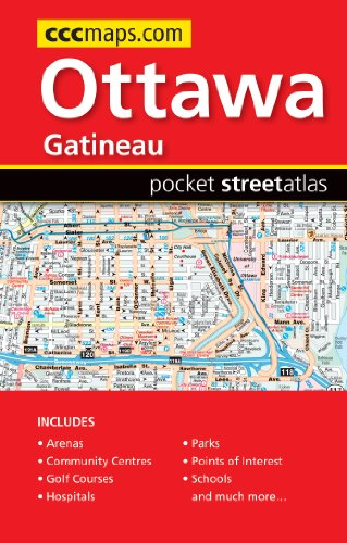 Ottawa Gatineau Pocket Guide