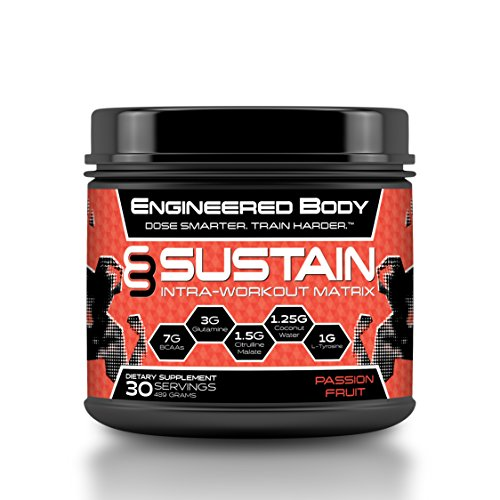 Engineered Body SUSTAIN Natural Supplement product image