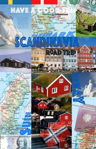 Scandinavia road trip: Norway. Sweden. Denmark Travel planner