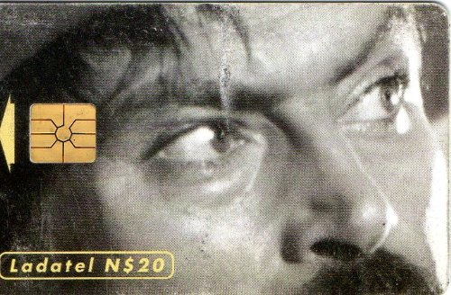 Pedro Armendariz Ojos En El Cine Mexicano Mexican Ladatel Phone Card Malquerida