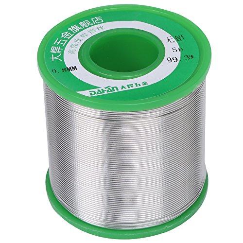 DAHAN Solder Wire (Sn99.3 Cu0.7) (Diam: 0.5mm/0.02