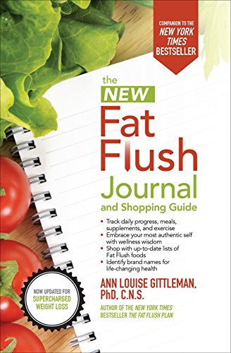 The New Fat Flush Journal and Shopping - Ann Journal