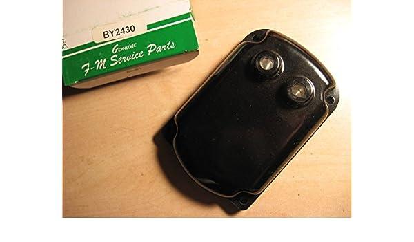 Amazon com: Fairbanks Morse BY2430 Magneto Distributor Cap