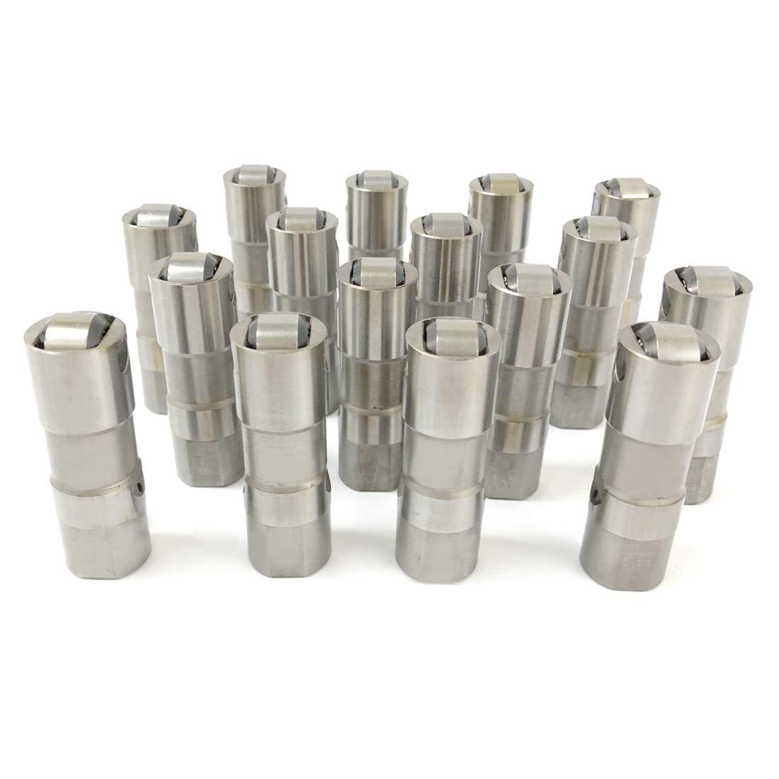 SBC #25349994 Set of 16 New OEM DELPHI 5.7L 5.0L 350 Vortec Hydraulic Roller Lifters