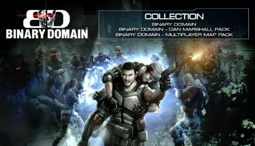 Amazon.com: Binary Domain Collection [Download]: Video Games