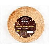 Biona Organic 4 Mini Pizza Bases 300g