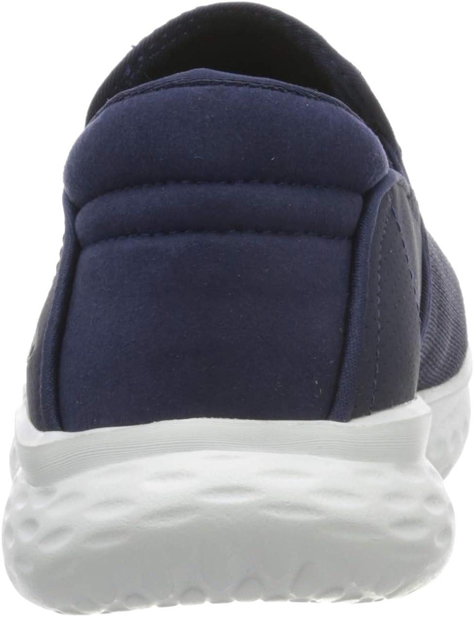 MBT Modena Slip on W, Sneakers Basses Femme Bleu Navy 12y
