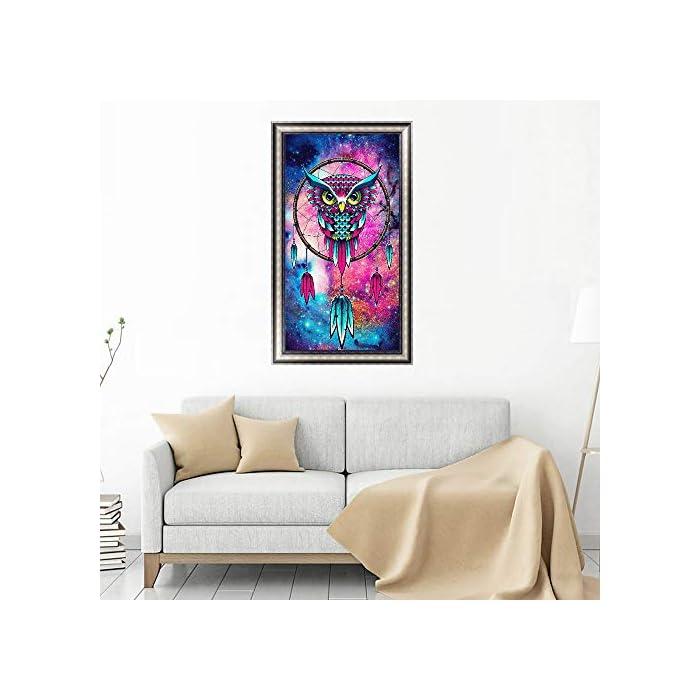 51SnfRrJZHL 100 nuevo y de alta calidad Pintura de bricolaje, mano de obra meticulosa, simple y generosa Disfruta el proceso de esta nueva pintura de estilo para tranquilizarte, aliviar el estrés