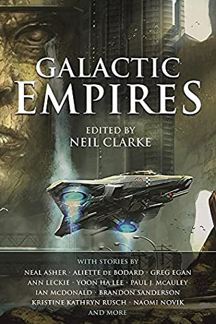 book cover of Galactic Empires