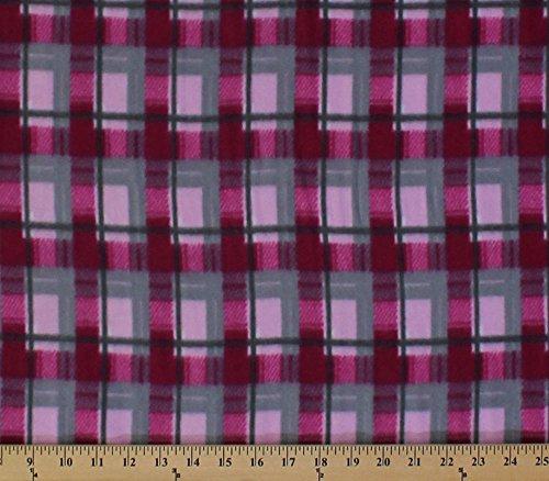 Discount Fleece Fabric - 9