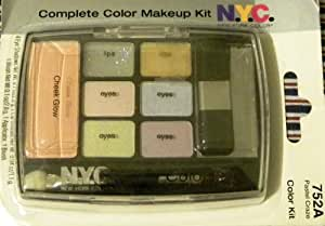 NYC New York Color Complete Color Makeup Kit 752A Pastel Craze