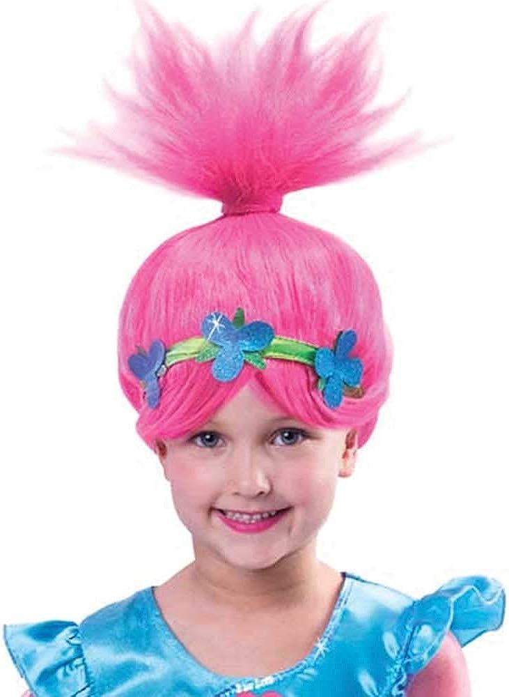 Amscan Niños Disfraz Trolls Poppy – 3 – 4 años: Amazon.es: Ropa y ...