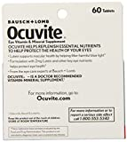 Bausch Lomb Ocuvite Eye Vitamin and Mineral Supplement with Lutein 60 count Discount