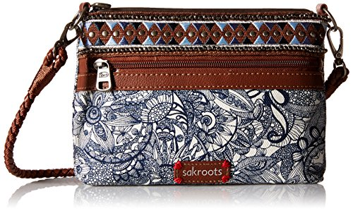 Sakroots Artist Circle Campus Mini, Navy Spirit Desert