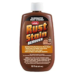 whink rust stain remover 10 ounce pack of 6 health personal care. Black Bedroom Furniture Sets. Home Design Ideas