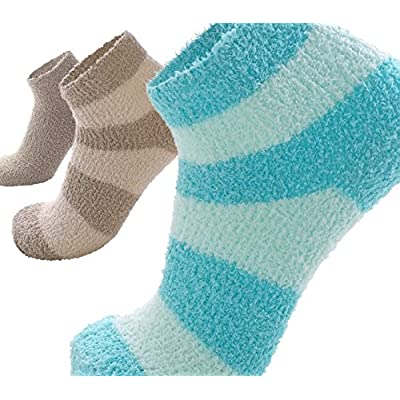 Hot 3-Pack Incredibly Soft Fuzzy Socks