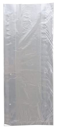 1.25x1.25 Small Clear Poly Plastic Grip Seal Bags 1000