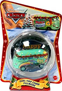 Mattel V3354 Coche de Navidad Cars 2 - Fillmore