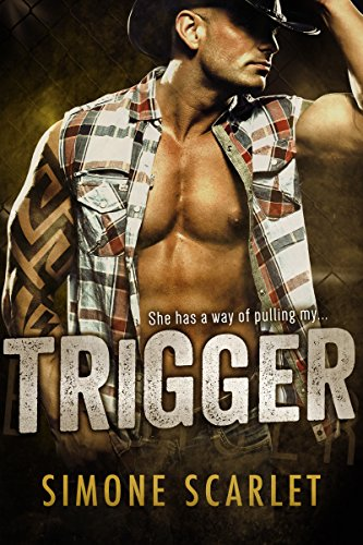 Trigger: An Alpha Bad Boy MMA Romance by [Scarlet MMA, Simone]