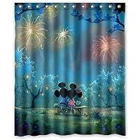 ARTSWOW Custom Waterproof Polyester Fabric Disney Cartoon Mickey