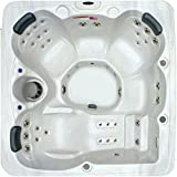 5 person hot tub - Home and Garden Spas 5 Person 51 Jet Spa with Stainless Jets and Ozone System Included