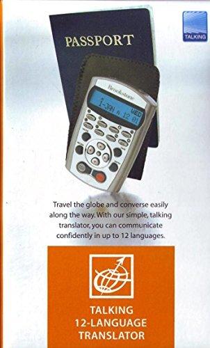 Brookstone Talking 12-Language Translator by Brookstone