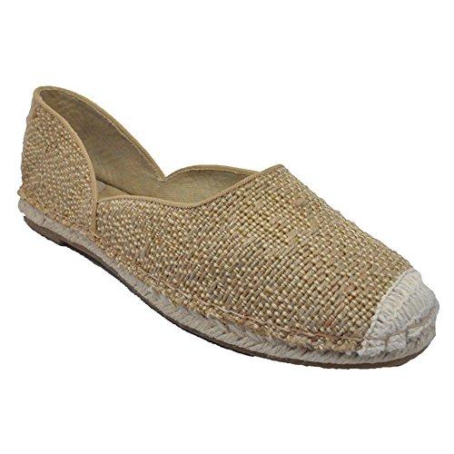 Gee Wawa Footwear Women's Pixie Natural #7 7 M