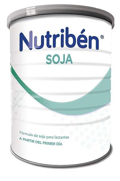 Nutribén Leche Soja G - 400 gr: Amazon.es: Alimentación y bebidas