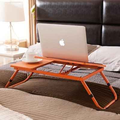 Laptop Cart Finish: Orange