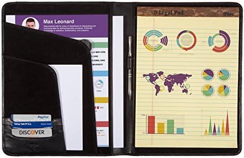 Perotti Business Portfolio Document Padfolio product image
