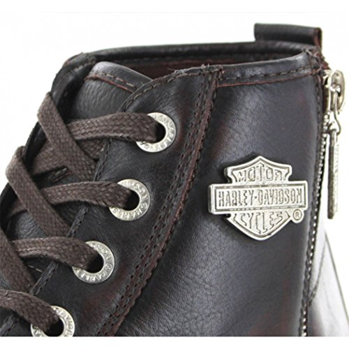 Harley Davidson Mens Casual Boots Oberlin Brown clearance free shipping the cheapest looking for clearance 8LB4anK