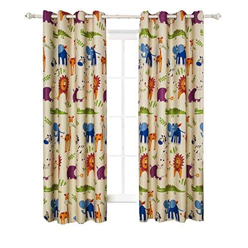 room darkening curtains for kids - 2