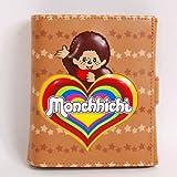 Monchhichi Tri-fold Wallet Purse w/ Card Holder