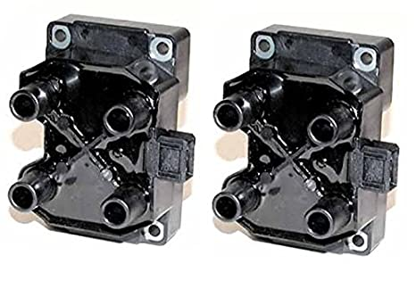 LAND ROVER DISCOVERY 2 1999-2004 IGNITION COIL SET OF 2 NEW ERR6045