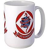 CafePress - VF 102 Diamondbacks - Coffee Mug, Large 15 oz. White Coffee Cup