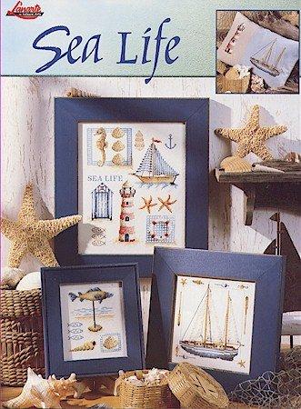 Sea Life  - Cross Stitch Pattern