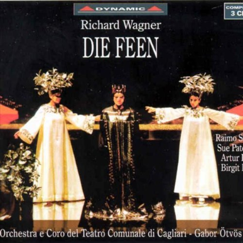 CD : R. Wagner - Die Feen (Complete)