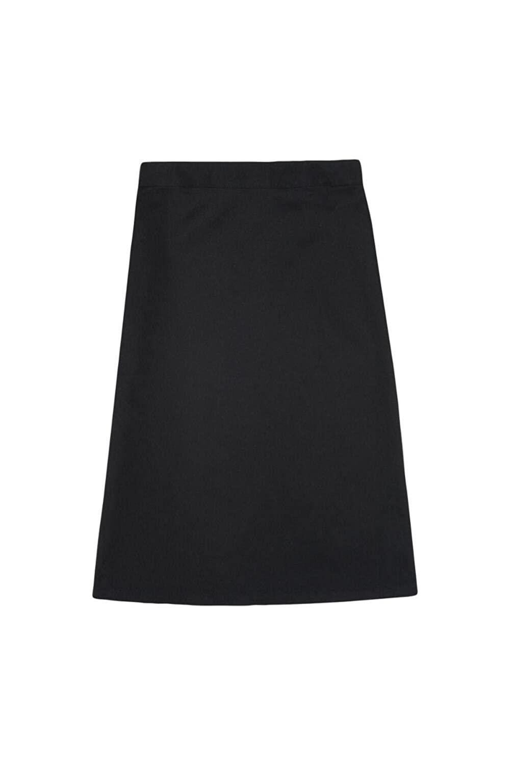 French Toast Long Skirt with Back Panel Girls French Toast School Uniforms 1373B BLAC 5